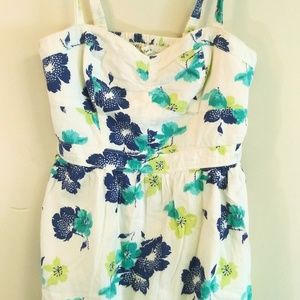 American Eagle Romper 1 piece small woman floral